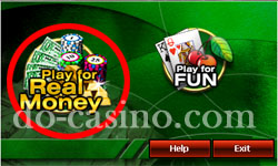 Club Dice Casino real play registration1