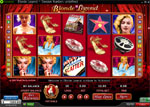 888Casino slot Blonde Legend
