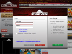 Everest Casino free game 11