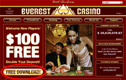 Everest Casino free game 1