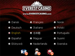 Everest Casino free game 5