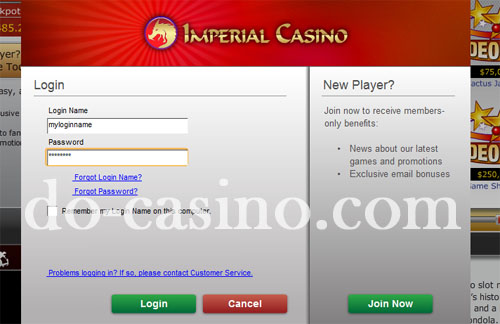 Imperial Casino real play 4