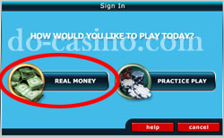JBET Casino real play1