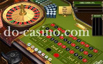 Roulette Private Table